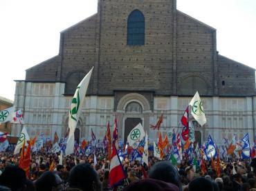 """Salvini e la retorica del """"two is megl che one"""""""