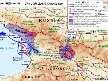 """Abcasia, lo Stato che nessuno riconosce nel """"cortile di casa"""" di Putin"""