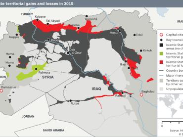 Daesh: bilancio al termine dell'anno