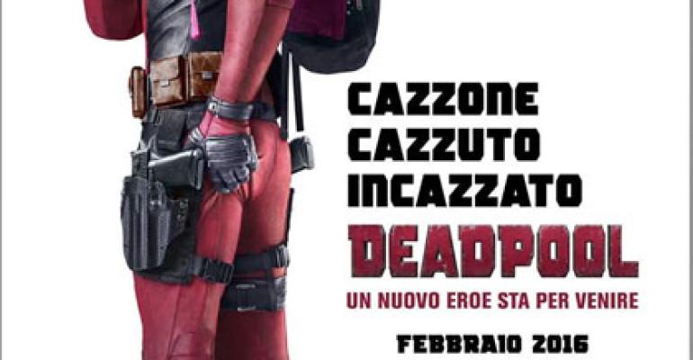 Deadpool: il film del mercenario chiacchierone
