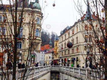 #ilgirodelmondo: Ljubljana