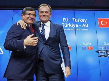 Accordo UE-Turchia per la crisi migranti, come e perché
