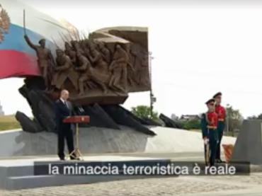 Putin avverte: testate nucleari pronte per l'ISIS