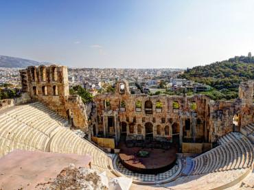 #ilgirodelmondo: Atene