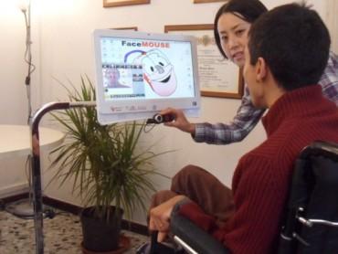 Intervista all'inventore del FACEmouse: il software che abbatte le barriere