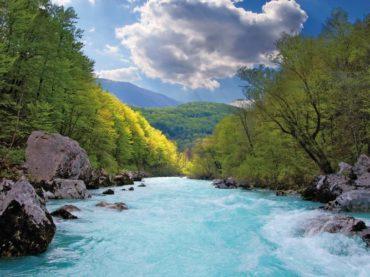 #ilgirodelmondo: lungo l'Isonzo