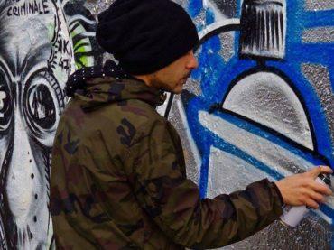 La street art senza confini: intervista a Faida