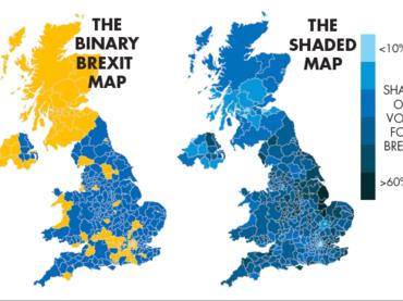 #AgendaSetting: Brexit, come rappresentare i dati del voto
