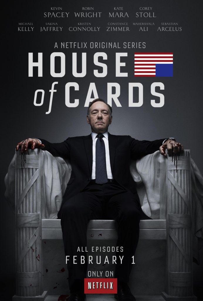 La locandina della serie TV targata Netflix