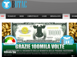 Intervista a Maicolengel, il creatore di Bufale Un Tanto Al Chilo
