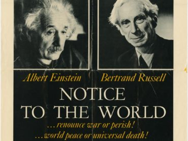 #88mph: un Tuffo Nella Storia: il Manifesto Russell-Einstein