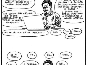 #Vetrioloechina: Cortocircuito