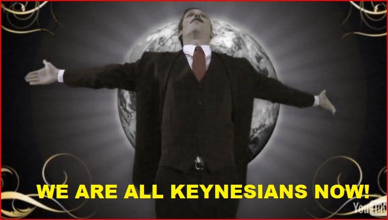 KeynesTriumphant
