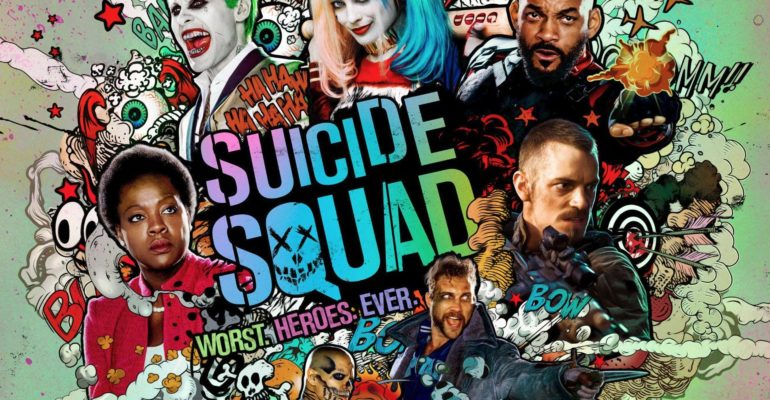 """E Suicide Squad com'è?"""