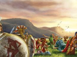 #88mph: Un tuffo nella storia – La battaglia delle Termopili