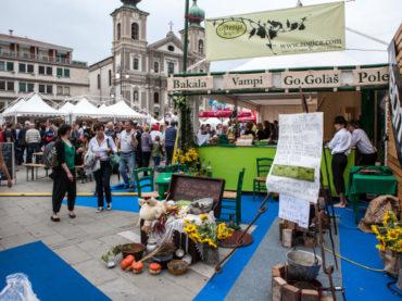 #IlGiroDelMondo: Gusti di Frontiera, Gorizia
