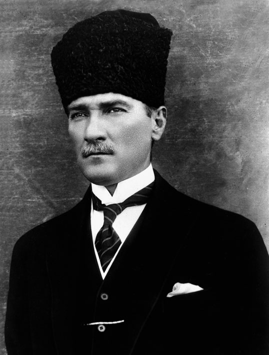 Mustafa Kemal Atatürk 29 Ottebre 1923