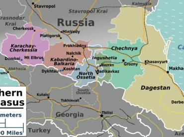 La miccia dell'Is in Russia potrebbe partire dal Daghestan