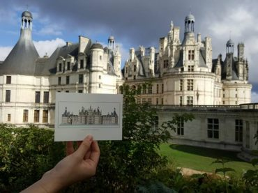 #IlGiroDelMondo – I castelli della Loira