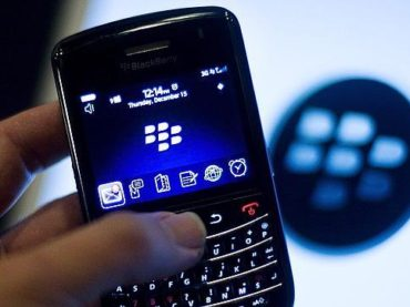Addio, caro Blackberry!