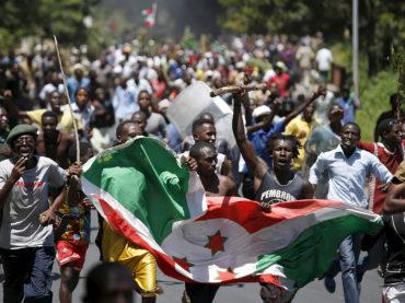 Burundi sull'orlo della guerra civile, tra sanzioni dell'Ue e inefficacia dell'Ua