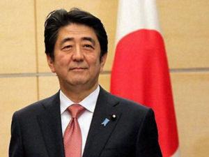 Shinzo Abe, Primo Ministro Giapponese
