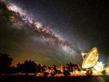 FRB: rari lampi radar per conoscere la materia galattica