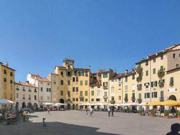 #IlGiroDelMondo: Lucca