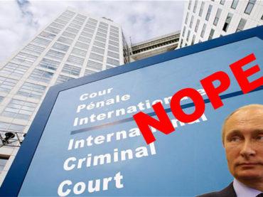 La ICC e la Federazione russa