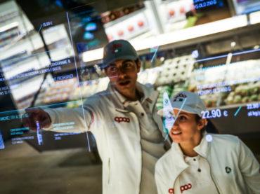 Spesa 2.0: i supermercati del futuro