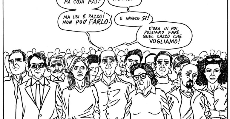 #Vetrioloechina: Quinto stato