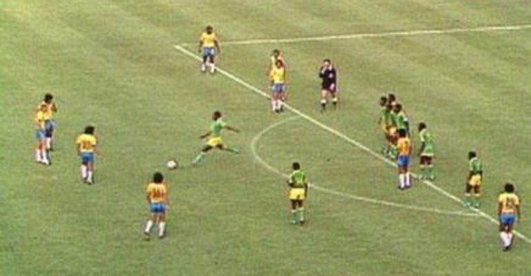 Zaire 1974, una storia di calcio e morte