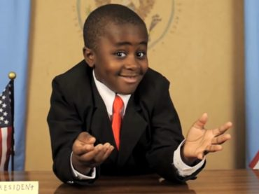 Barack Obama, il Bambino