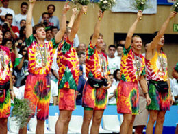 Barcellona 1992 e l'altro Dream Team