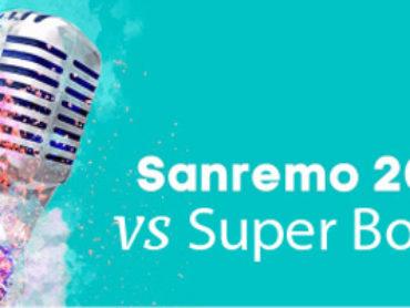 Sanremo vs Super Bowl: la Rai non sa comunicare