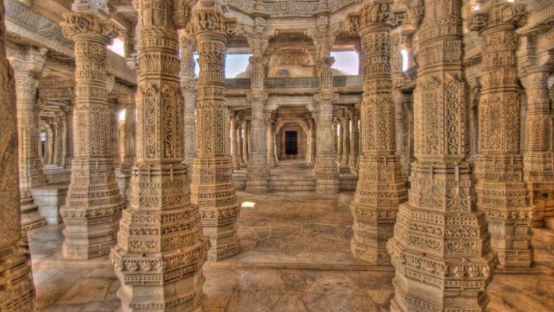 #IlGiroDelMondo: il Tempio di Ranakpur, Rajasthan
