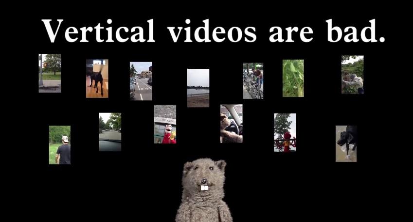 verticalvideosyndrome