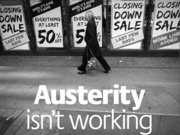 I danni dell'austerità:  debito, crescita e capitale