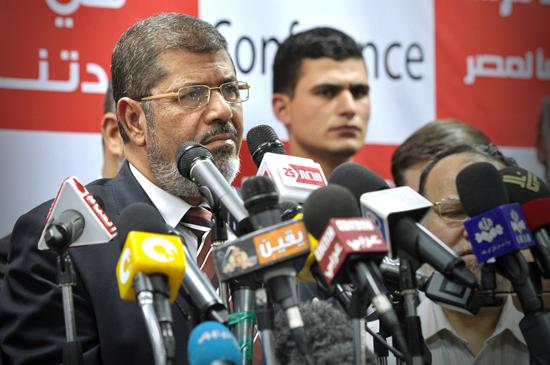 L'ex Presidente dell'Egitto e leader della Fratellanza Musulmana, storico partito islamico, Mohamed Morsi/ Wikipedia