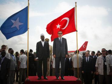 Erdogan punta a Mogadiscio, ma la posta in gioco è l'Africa intera