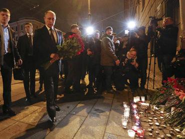 Attentato a San Pietroburgo: anche la Russia trema?