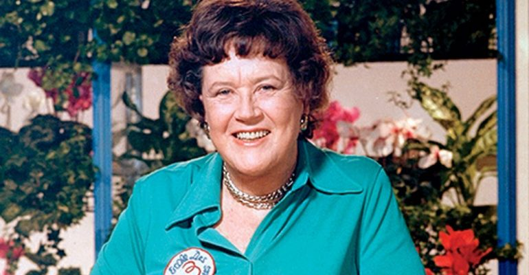 #LeNuoveAmazzoni: Julia Child