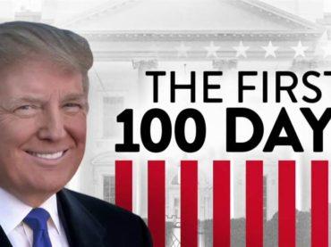 100 giorni di Donald Trump