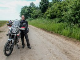 Marta Brambilla: viaggio dalla Svizzera al Giappone in moto