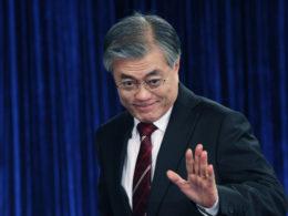 Le Presidenziali in Corea del Sud