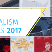 #AgendaSetting: chi ha vinto i Data Journalism Awards? GO