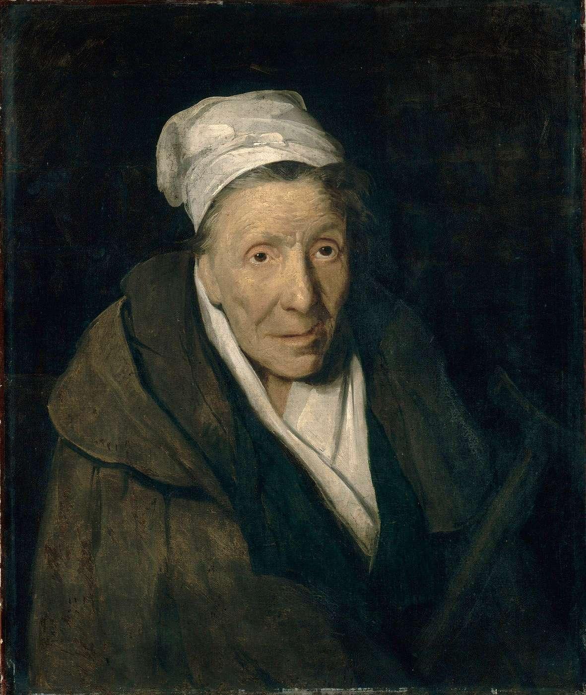 La folle monomane du jeu, Théodore Géricault, 1822