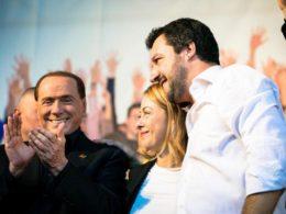 Una destra della Lega Nord