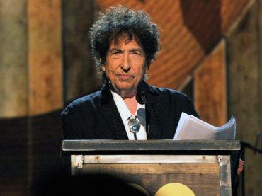 Bob Dylan ha copiato il discorso per il premio Nobel?