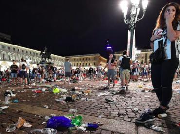 Notte di terrore a Torino: quando la psicosi si impadronisce della nostre vite